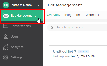 1  How to add a node to a bot – Instabot Support